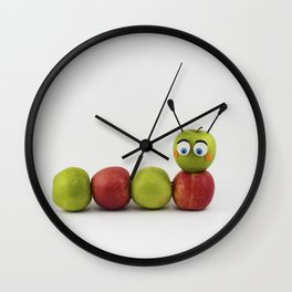 Caterpiller  Wall Clock