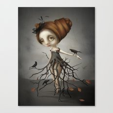 Omnia Vanitas Canvas Print