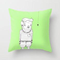 Jebba Spider  Throw Pillow