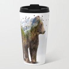 Wild I Shall Stay | Bear Travel Mug