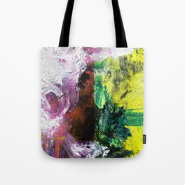 Sweet or Sour // abstract painting Tote Bag