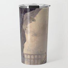 WHITE TOWERS Travel Mug