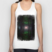 cabin pressure Tank Tops featuring Pressure BW by Protanopia