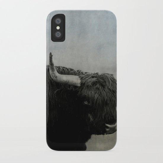 The Lumbering Beast  iPhone Case