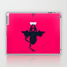 STEALTH:SR-71 Blackbird Laptop & iPad Skin