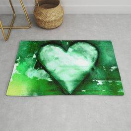 Heart Dreams 3D by Kathy Morton Stanion Rug