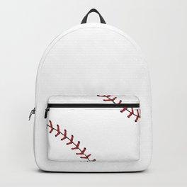 Baseball Laces Backpack