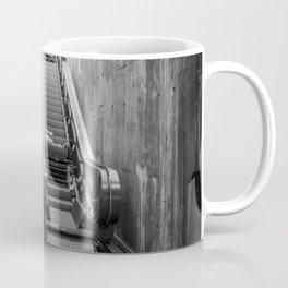 twin-escalators Coffee Mug