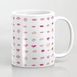 JUST GIVE ME A KISS Coffee Mug
