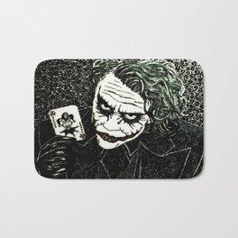 The Joker Bath Mat