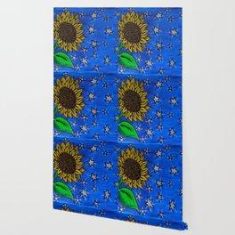 Boo's Sunflower Wallpaper