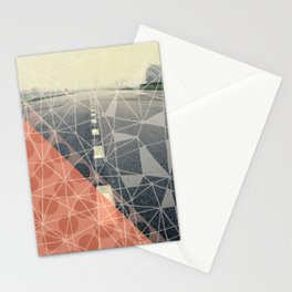 Earn the Downhill Stationery Cards