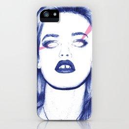 Gap Girl iPhone Case