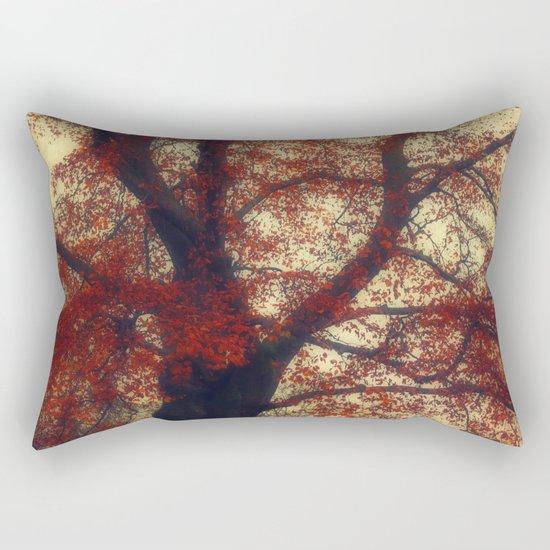 Copper Beech Rectangular Pillow