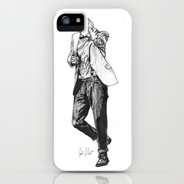 Madman with a Box: 11 iPhone Case