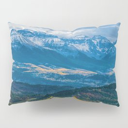 Outside of Ridgway Pillow Sham