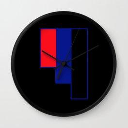 Polyamory Wall Clock