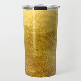 5th Ave Gold Metal Travel Mug