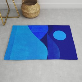 Abstraction_Moonlight Rug