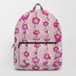 Raspberry Crush Wildflower Backpack