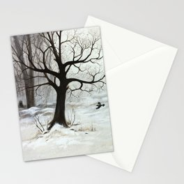 Winter meeting Stationery Cards