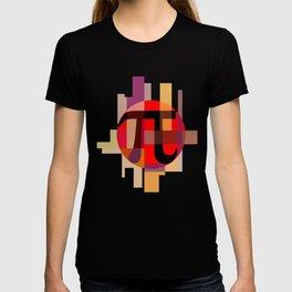 Geometric Pi  T-shirt