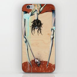 The Harvester iPhone Skin