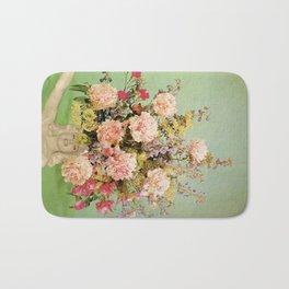 Floral Fashions II Bath Mat