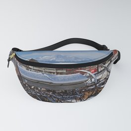Drill Disc And Peak Fanny Pack