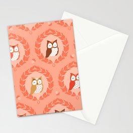 Sweet Owlies - Dawn Stationery Cards