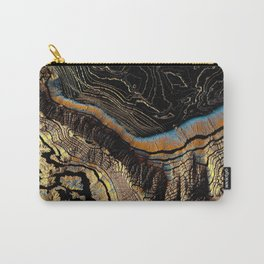 Golden Canyons Carry-All Pouch