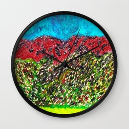 on the change Wall Clock