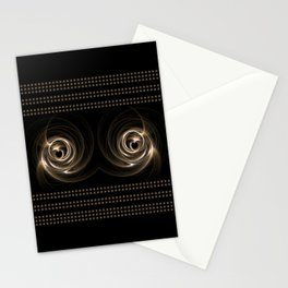 Abstract 17 001j Stationery Cards