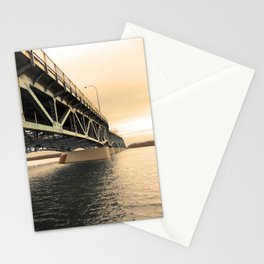 Low Suspension Stationery Cards