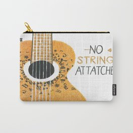 GuitarStrings Carry-All Pouch