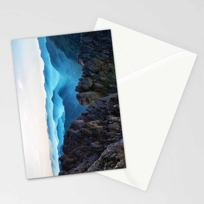 Mountains Breathe Too Stationery Cards