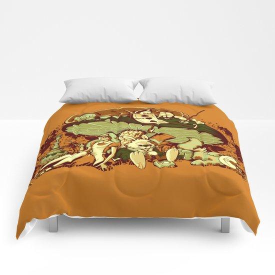 STONED IN WONDERLAND [REMIX] Comforters