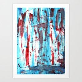 Vent Art Print