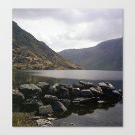 """Hidden Place"" -  Landscape Photography, Ireland Canvas Print"