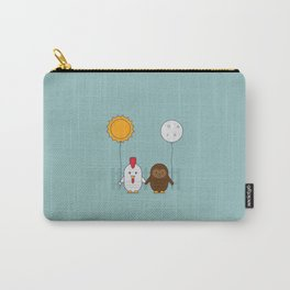Early Bird & Night Owl Carry-All Pouch