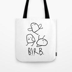 Birb Tote Bag