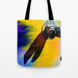 Tagged You're It Tote Bag