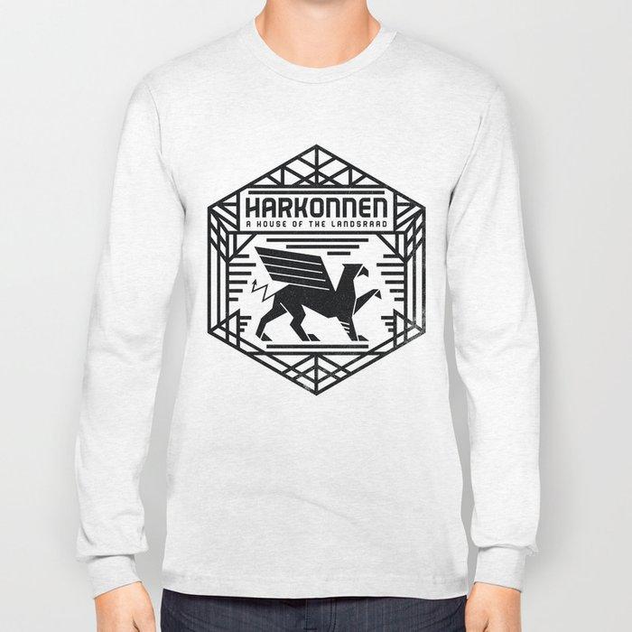 HOUSE HARKONNEN CREST Long Sleeve T-shirt