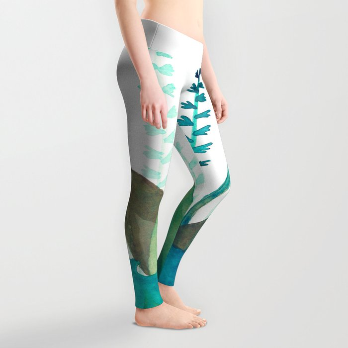 Botanical vibes 04 Leggings