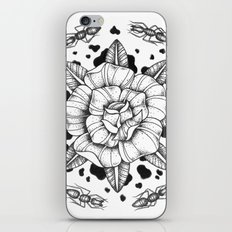Ants and Rose iPhone Skin