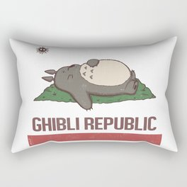 Ghibli Republic Rectangular Pillow