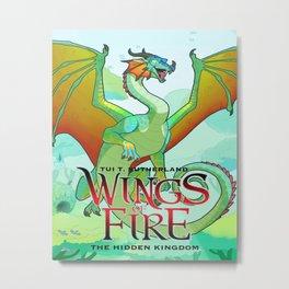 The Hidden Kingdom - Wings Of Fire Metal Print