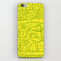 #MoleskineDaily_52 iPhone & iPod Skin
