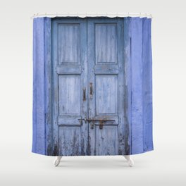 Doors Of India IV Shower Curtain