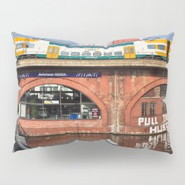 Old storehouse of Berlin Pillow Sham